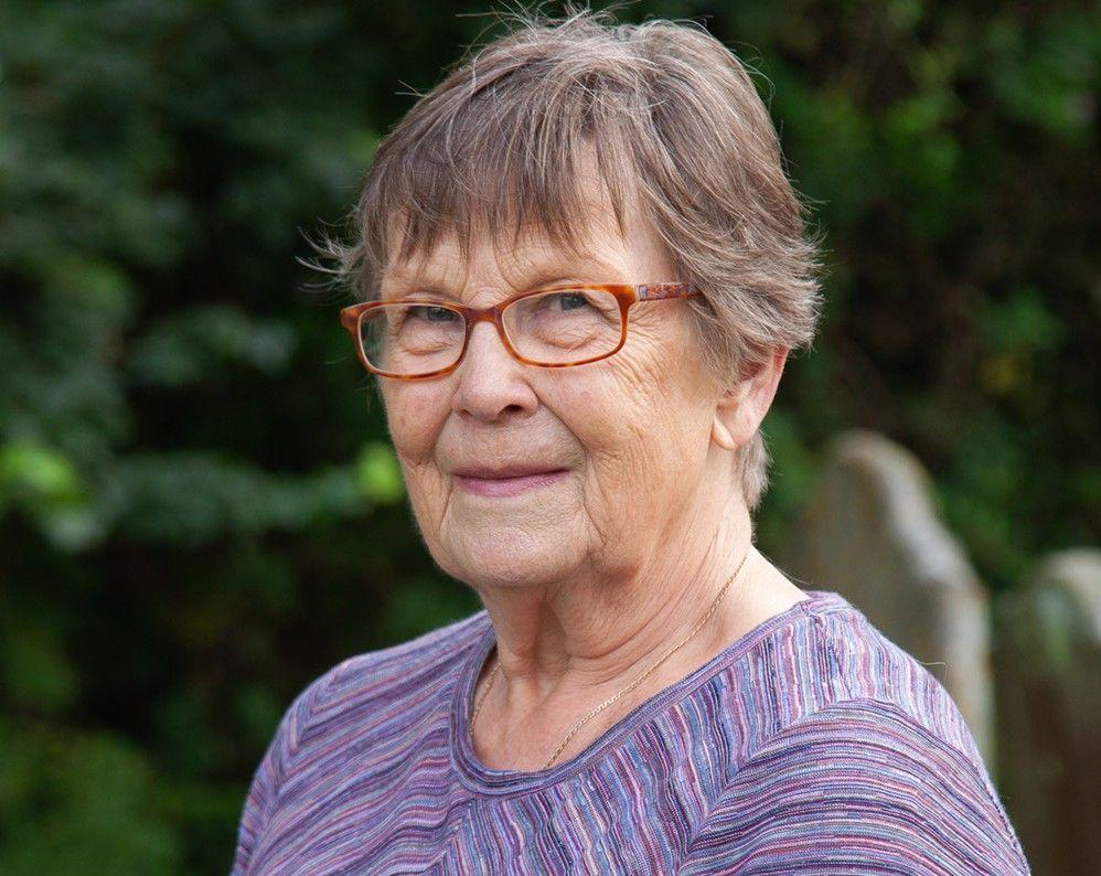 Sheila Brooks – PCC Secretary
