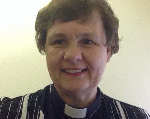 Reverend Mary Sokanovic